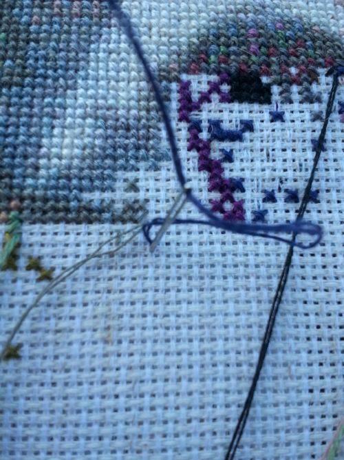 Pin Stitch B