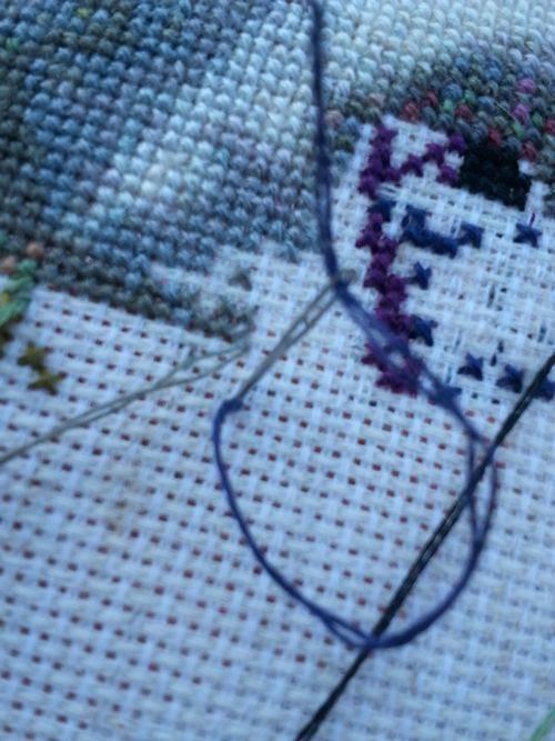 Pin Stitch D