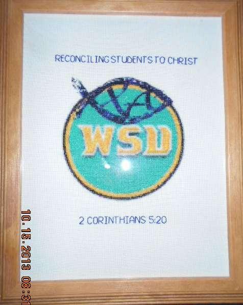 WSU XA Framed