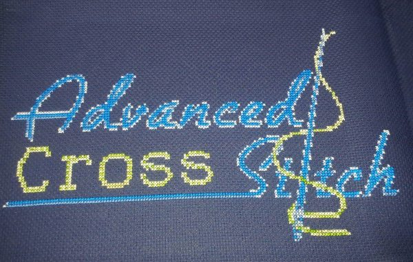 Logo Stitched