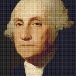 George Washington Cross Stitch