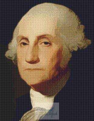 George Washington Cross Stitch