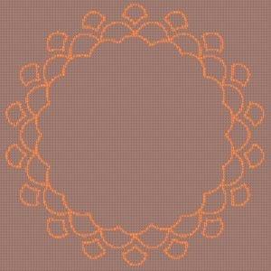 Mandala Circle 70